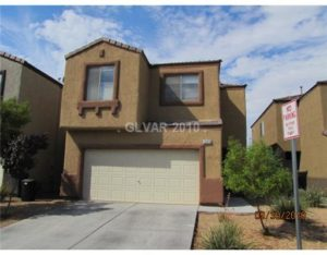 Las Vegas Vacation Home Front